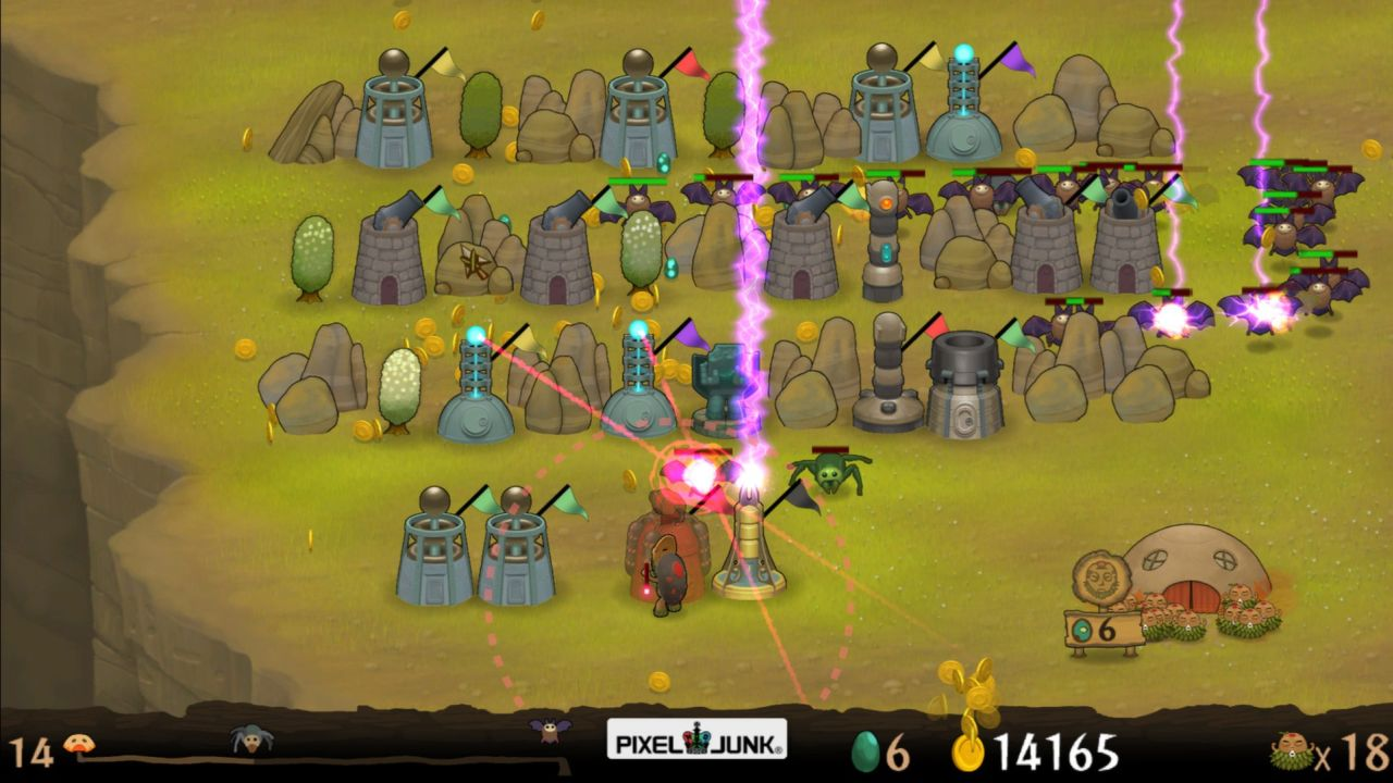 PixelJunk Monsters 2 Coming In May To Switch PS4 And