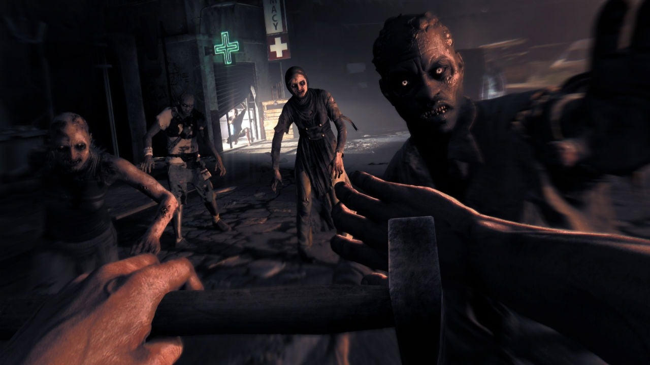 The Fun Of Running For Your Life In Dying Light IGN