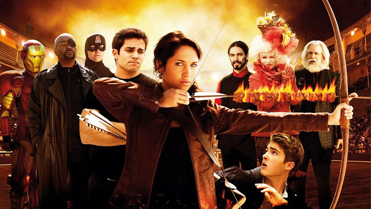 The Starving Games Review IGN