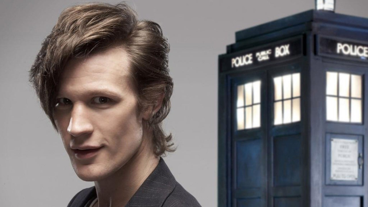 Matt Smith Is The 13th Doctor IGN