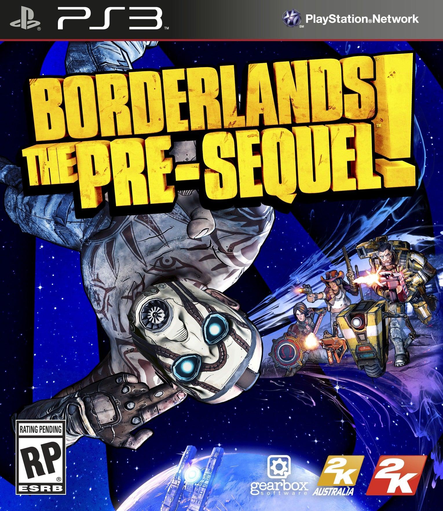 Borderlands The Pre Sequel Cheats Codes Unlockables PlayStation 3 IGN