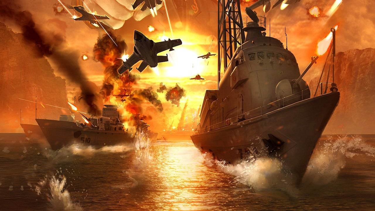 Wargame Red Dragon Review IGN