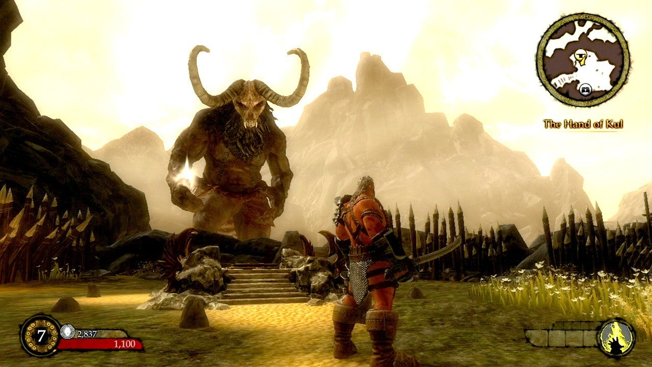 Toy Soldiers Studio Bringing Ascend Hand Of Kul To PC IGN