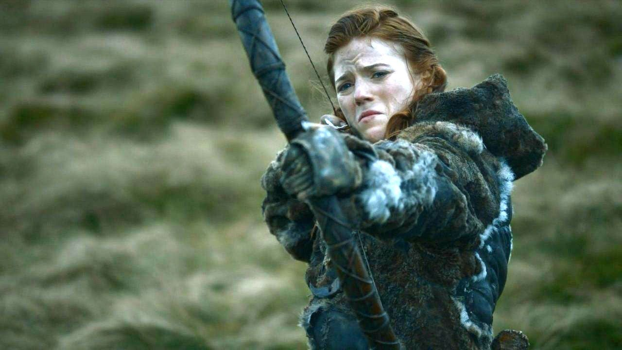 Game Of Thrones Rose Leslie Joins The Last Witch Hunter IGN
