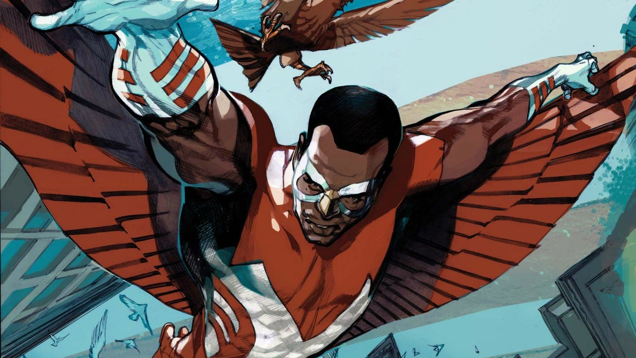 Marvel Comics Reveals The Falcon Is The New Captain