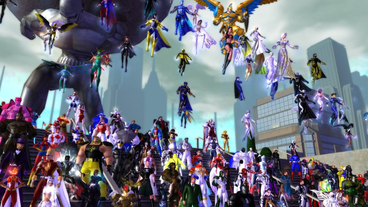 City Of Heroes License Could Be Resurrected IGN