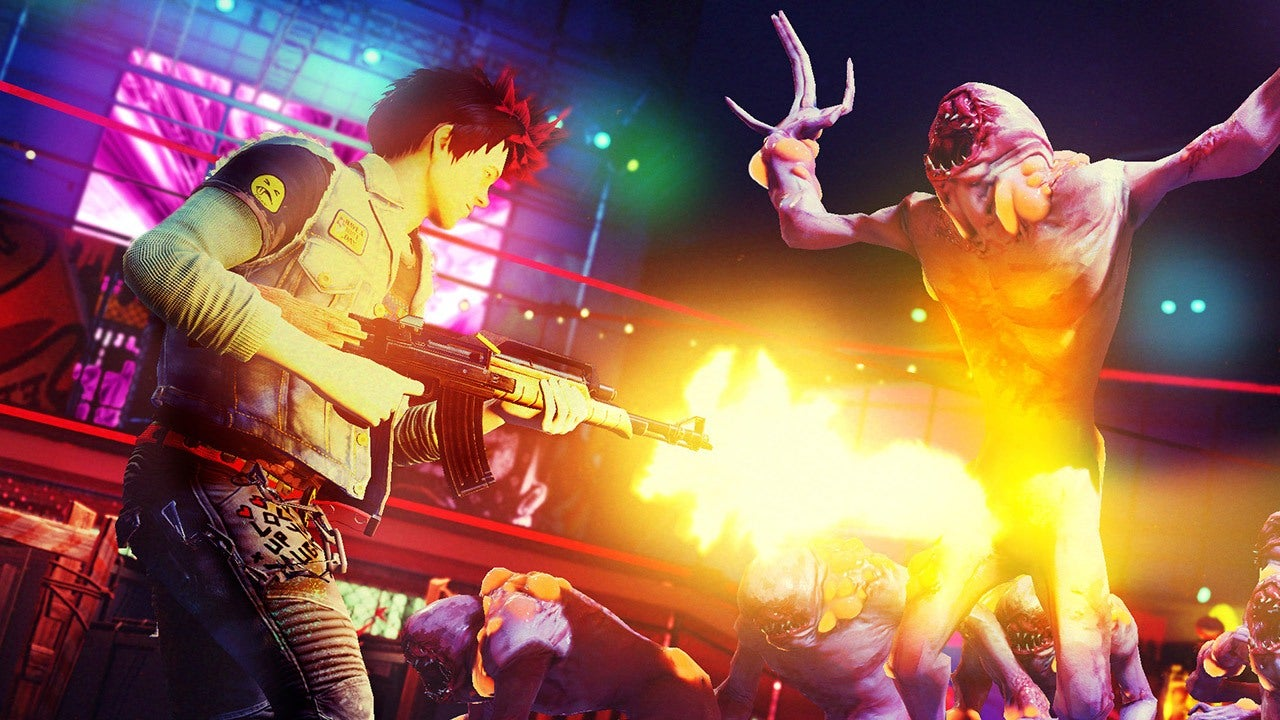 How Multiplayer Works In Sunset Overdrive IGN