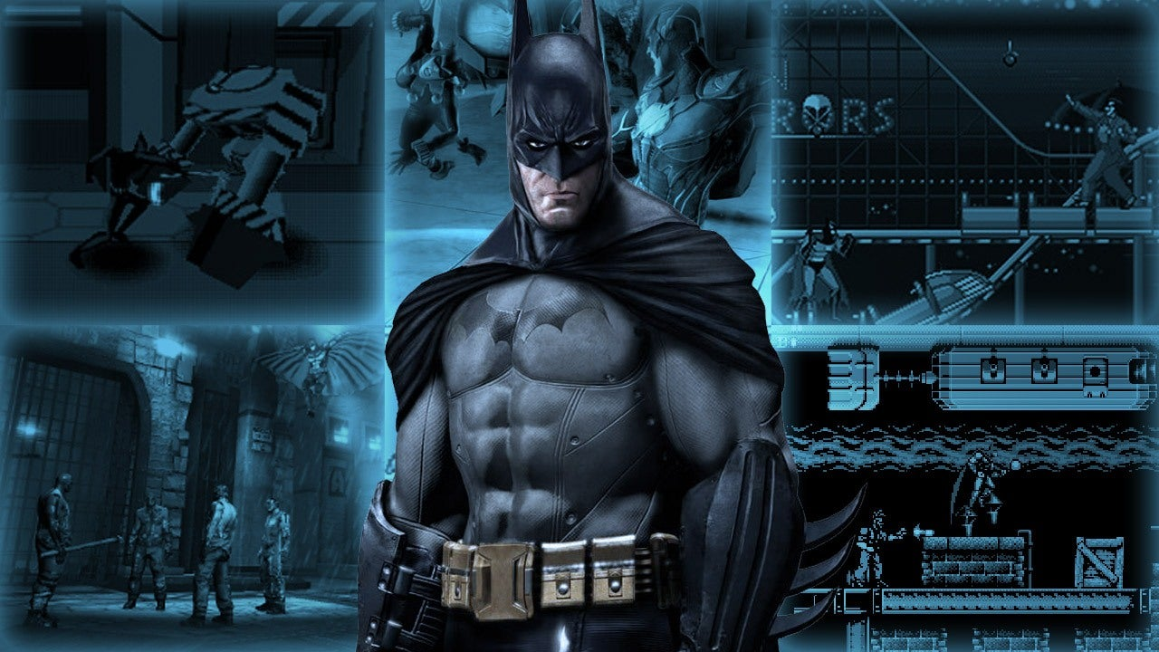 A Complete History Of Batman Video Games IGN