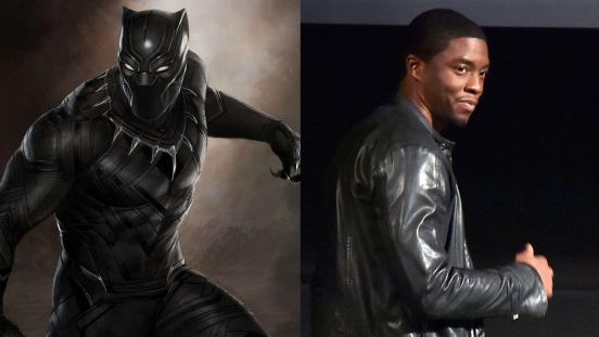 Black Panther - Boseman