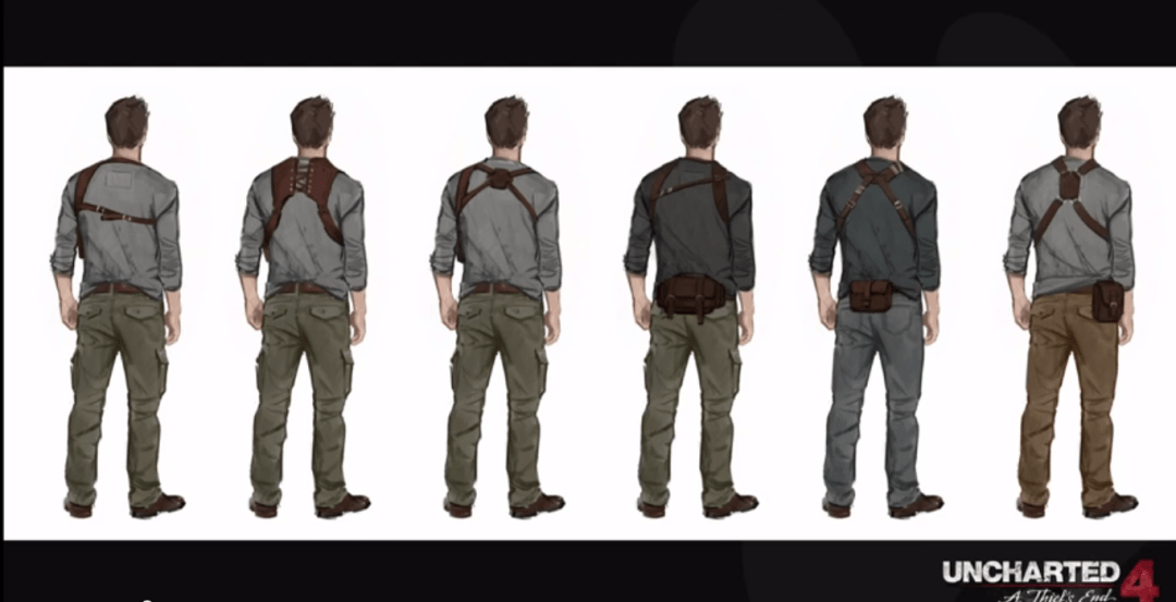 Naughty Dog Compares Uncharted 4's Nathan Drake To Uncharted 3 10