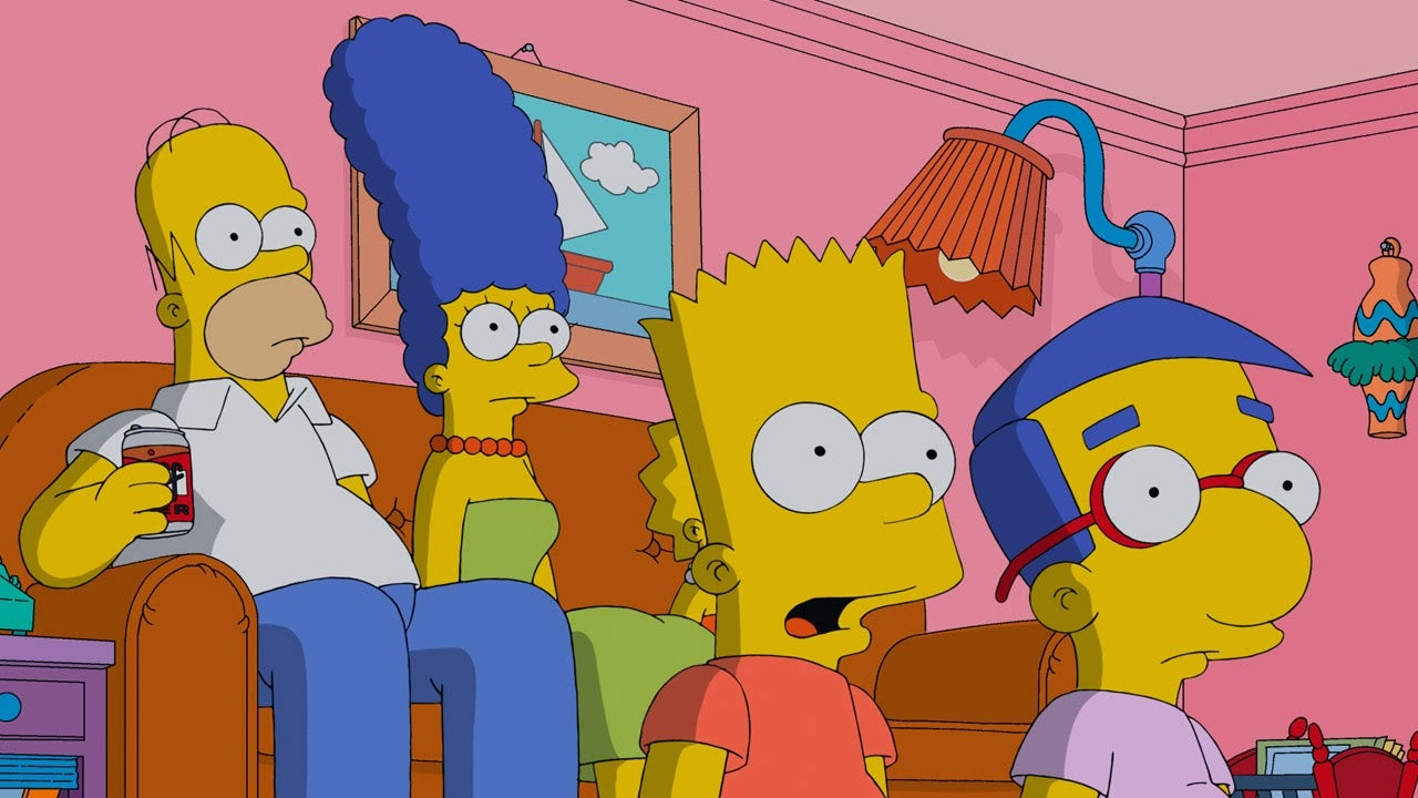 The Simpsons Opening Gets Stunningly Recreated In Pixel Art IGN