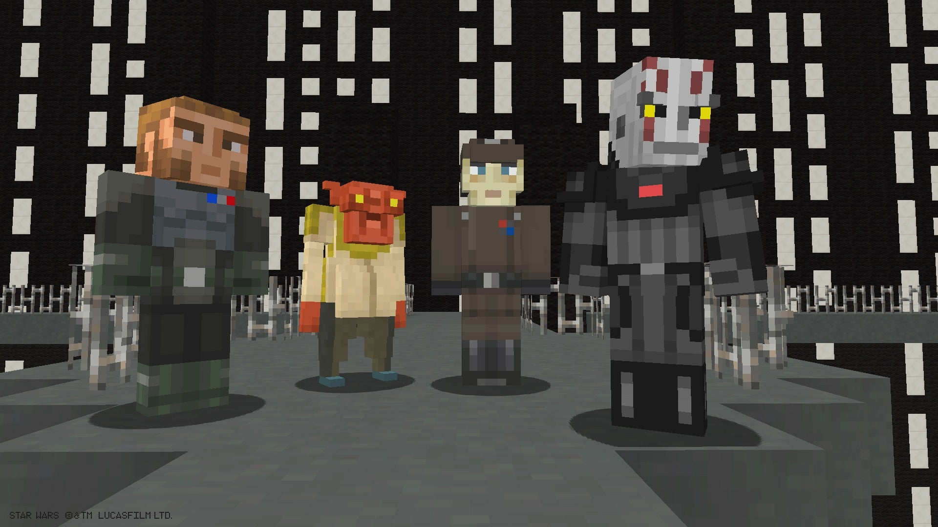 Star Wars Rebels Skins Come To Minecraft On Xbox IGN