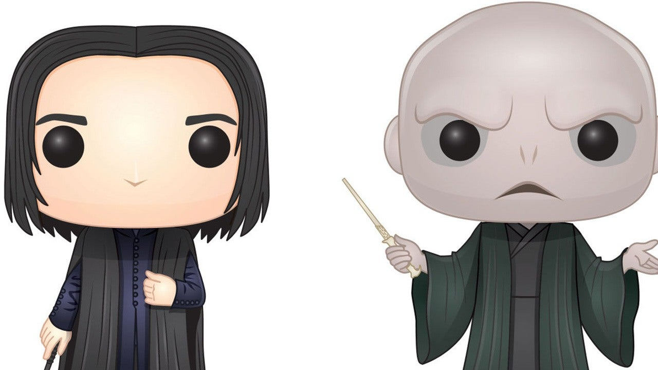 Harry Potter Funko Pop Figures Are Coming IGN