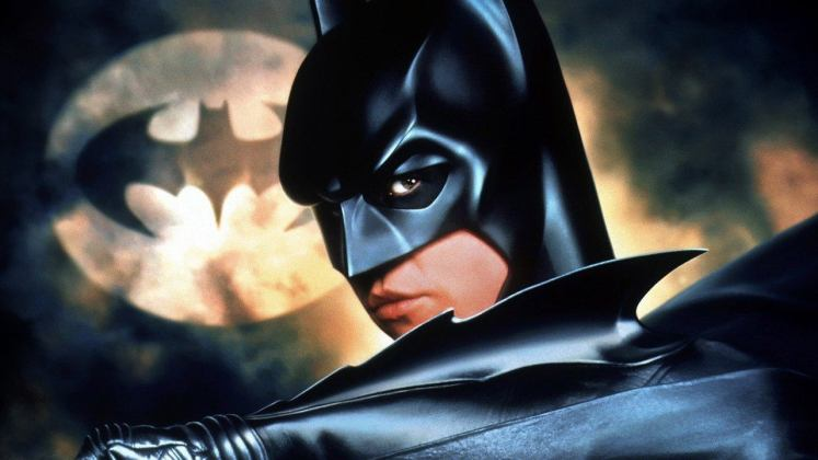 """Val Kilmer  """"Batman Forever(1995) ile ilgili görsel sonucu"""