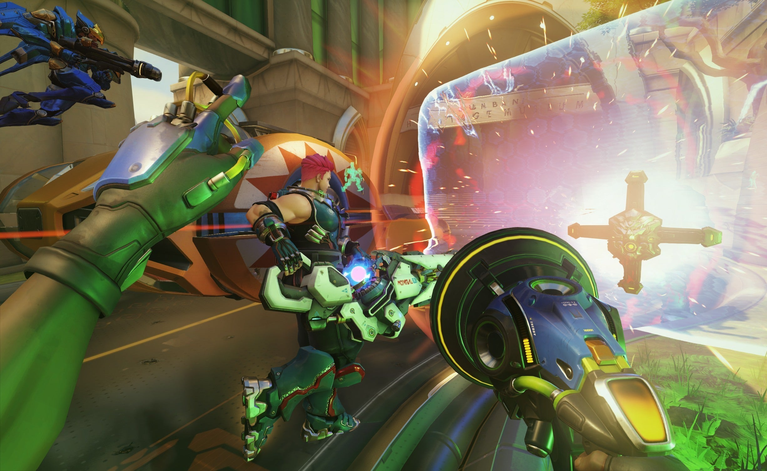 Overwatch Screenshots Pictures Wallpapers Xbox One IGN