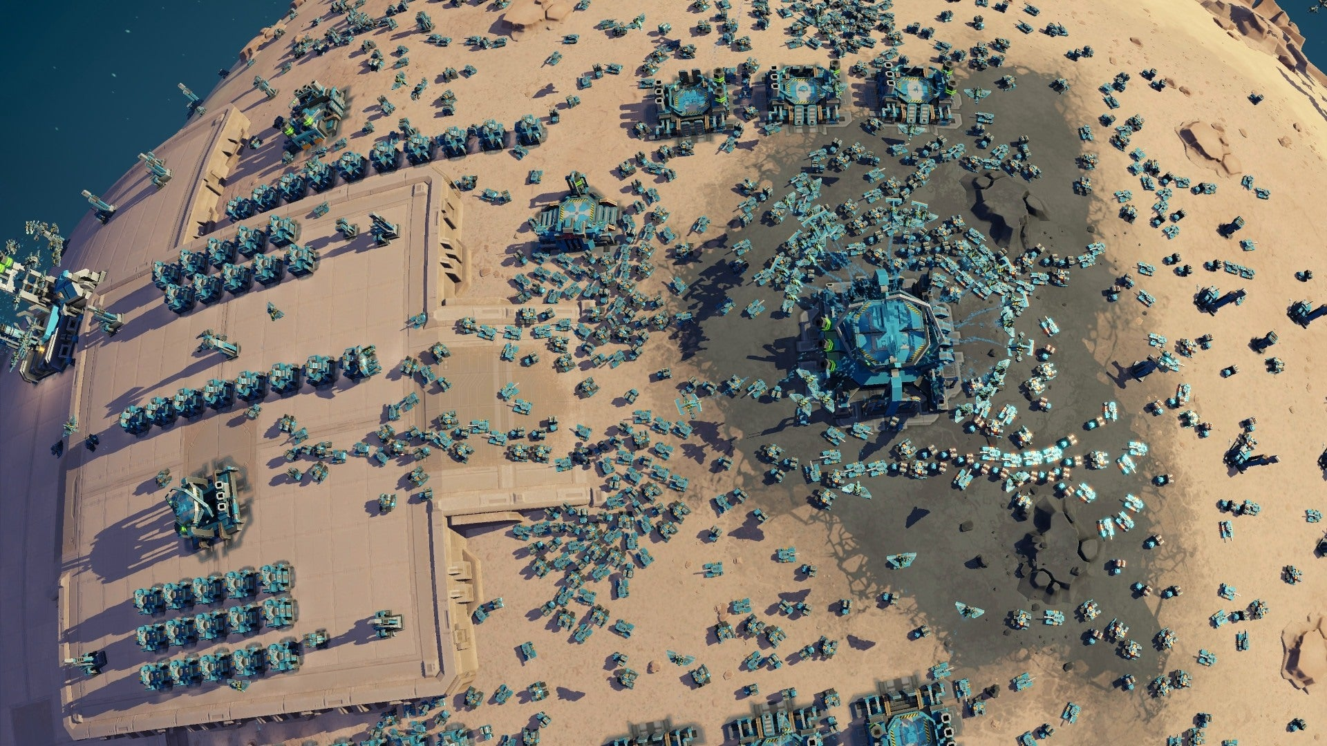 Wallpaper Planetary Annihilation Hd