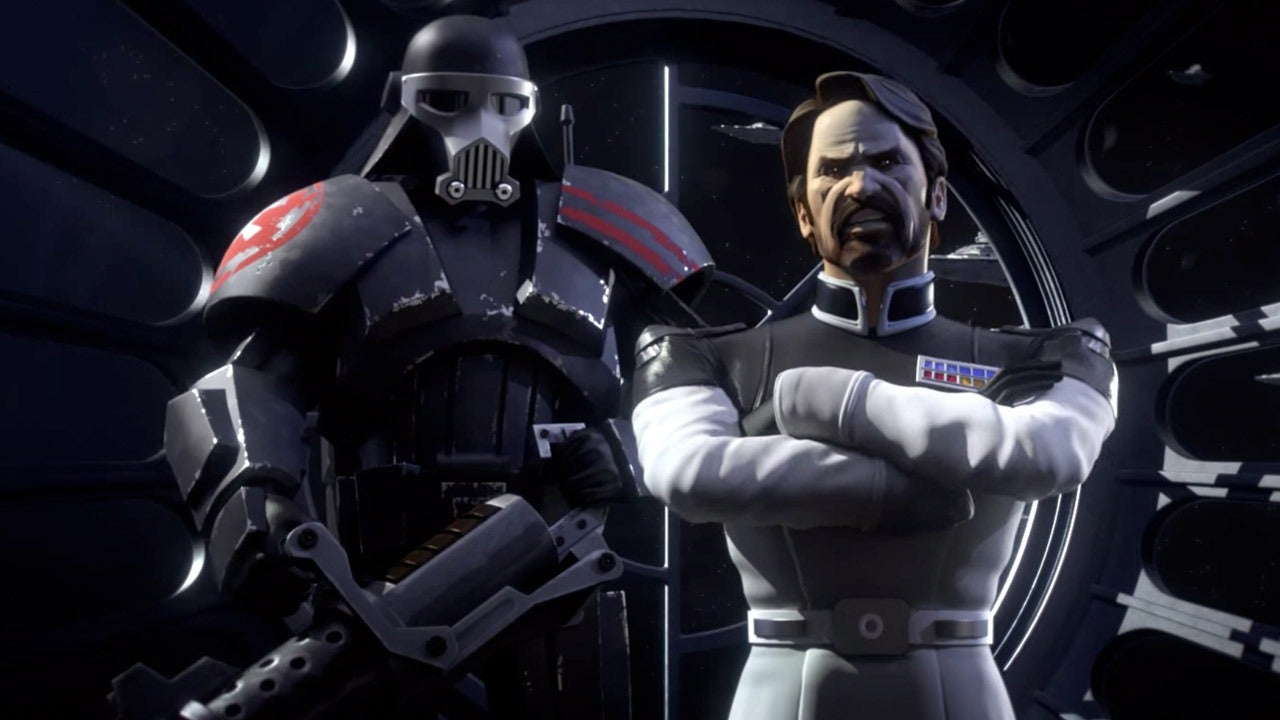 Star Wars Uprising Review IGN