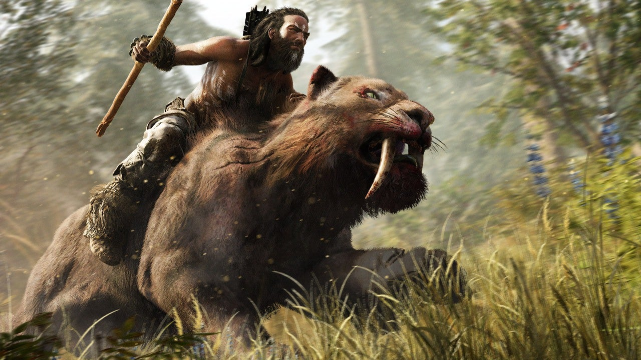 Far Cry Primal Hands On PS4 Gameplay Preview IGN