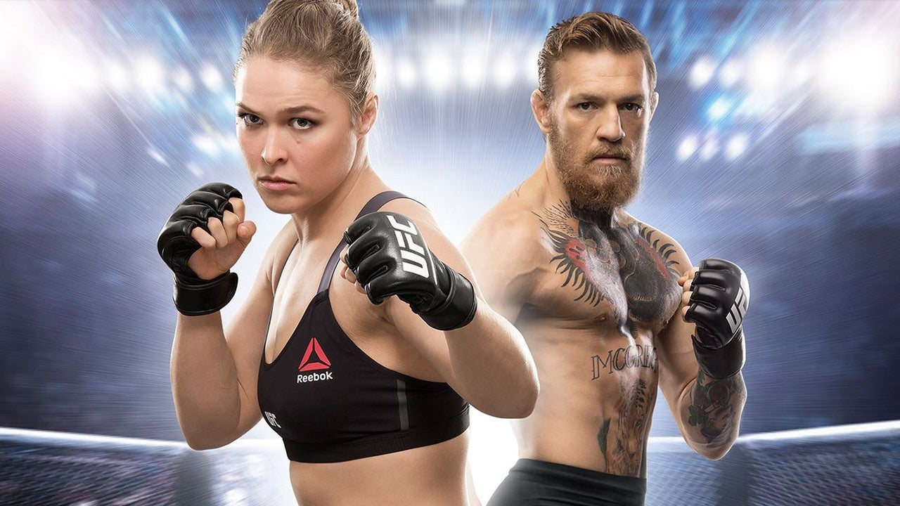 EA Sports UFC 2 Review IGN