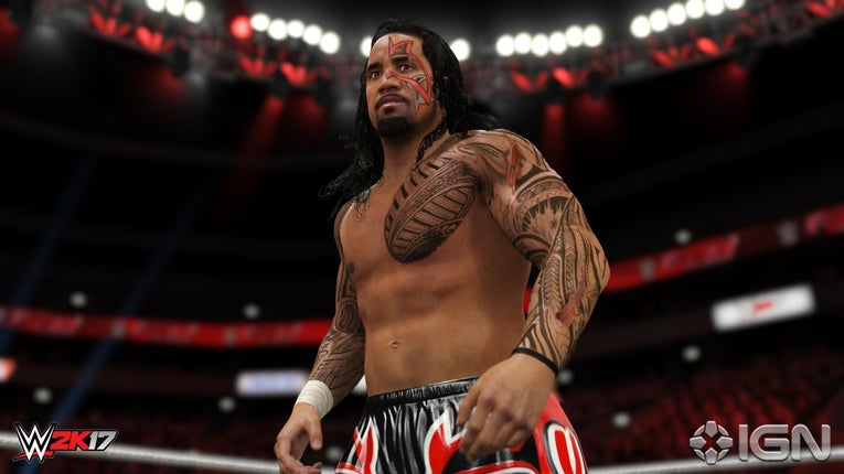 The newest citizens of Suplex City in WWE 2K17.