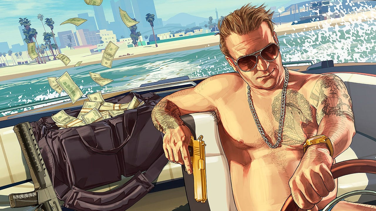 GTA 5 Has Made More Money Than Any Film Book Or Game