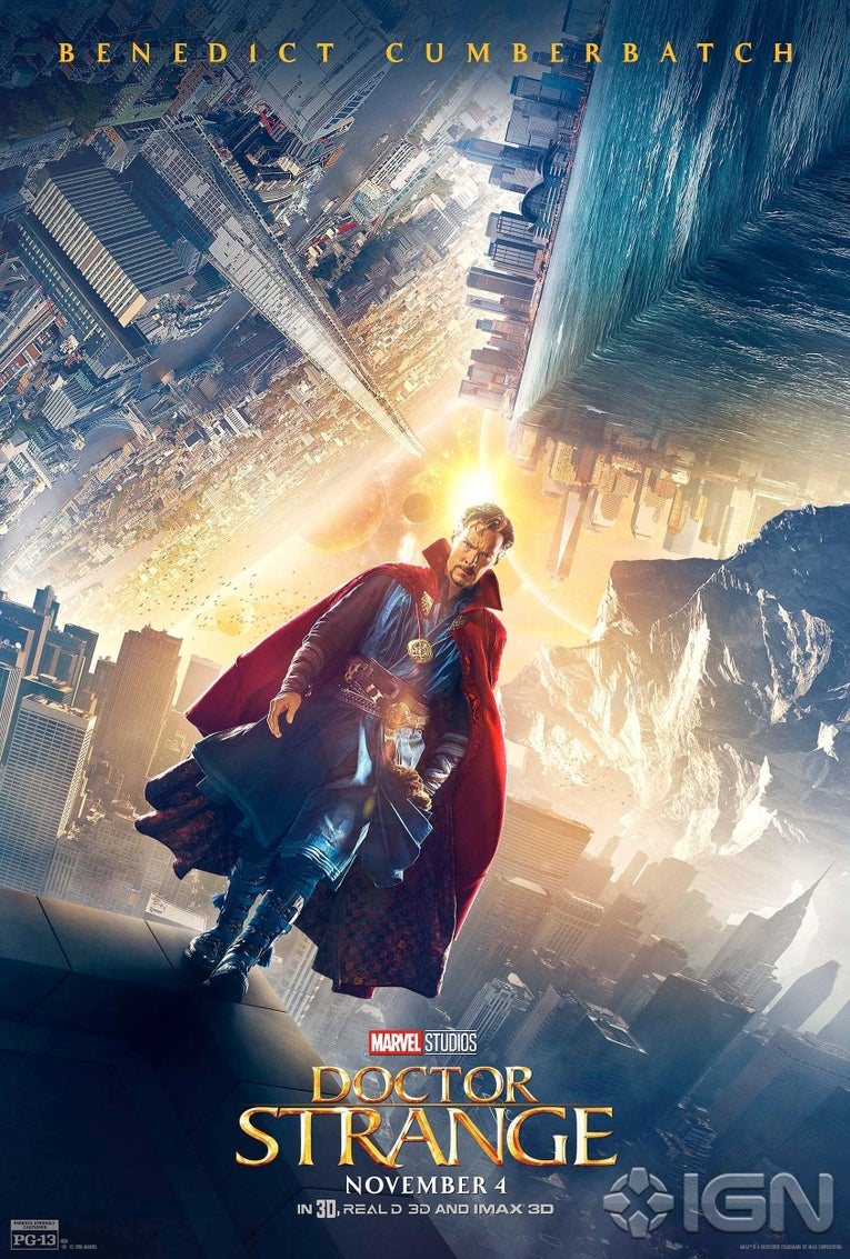 Image result for marvel dr. strange poster