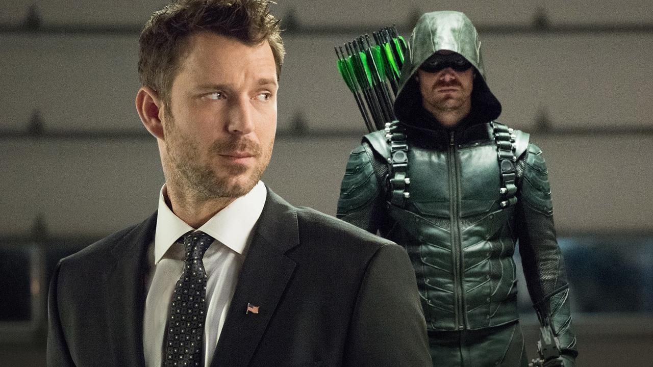 Arrow Human Target Review IGN