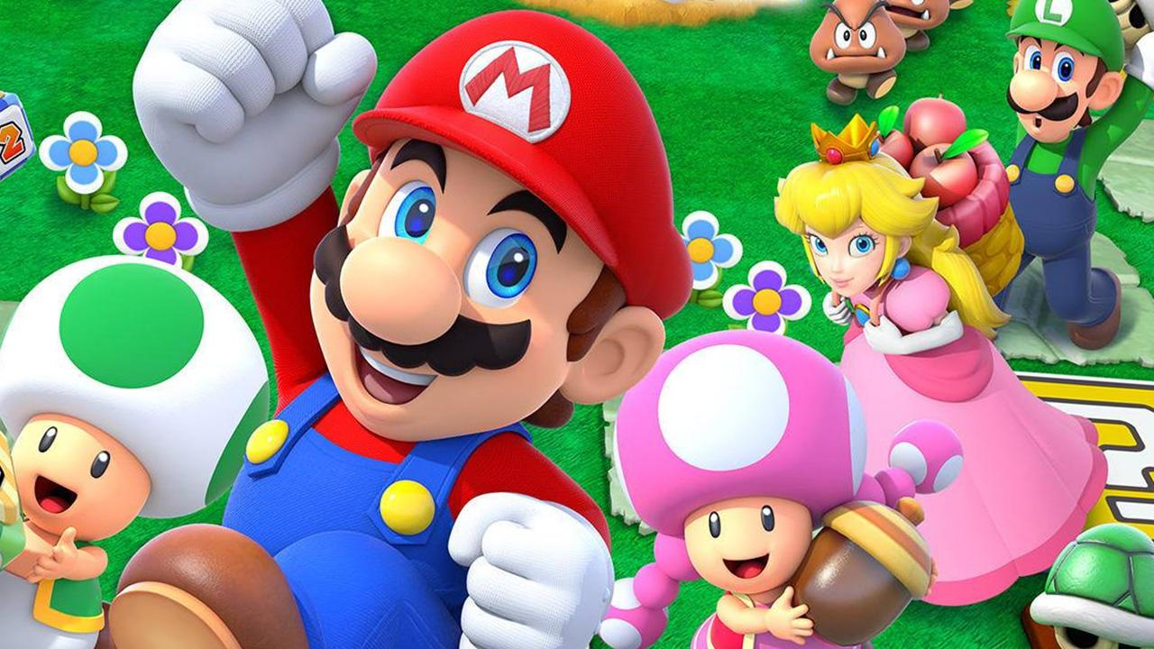 Mario Party Star Rush Review IGN