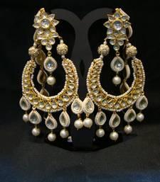 Buy Design no. 6B.2713....Rs. 5850 danglers-drop online