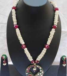 Buy Chand Bali Attraction Necklace Set necklace-set online