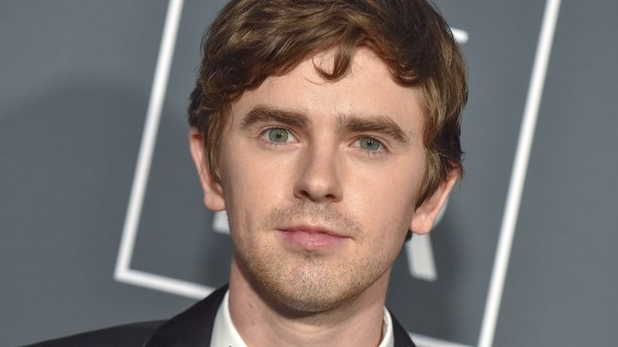 Freddie Highmore reveals he is married to a 'wonderful woman'