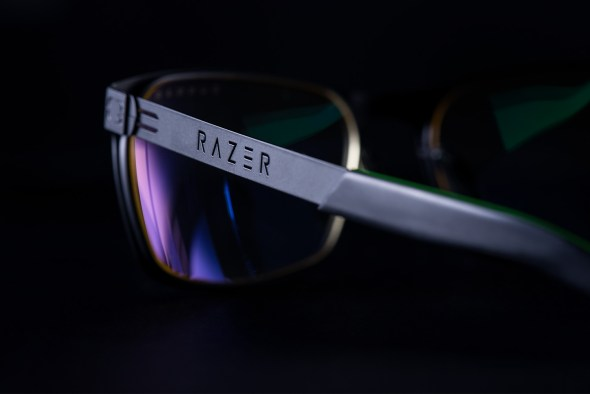 Razer cutout on bands