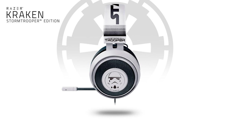 Star Wars Headset - Razer Kraken Stormtrooper™ Edition