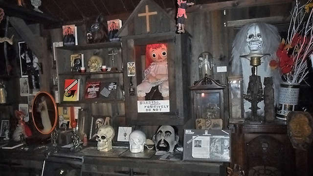Image result for occult museum