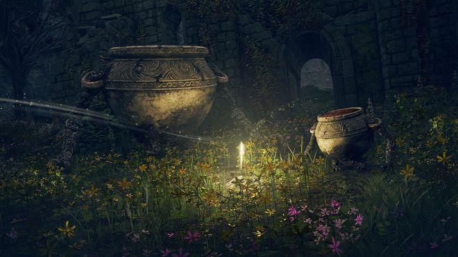 elden-ring-17 I adore Elden Ring's ambulant urns, the vaseboys | Rock Paper Shotgun
