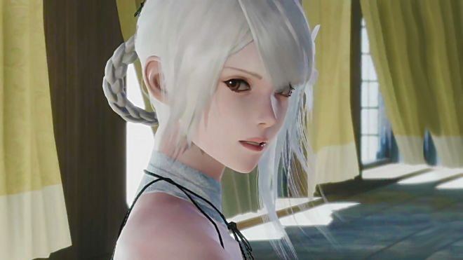 nier-replicant-kaine Modders are already fixing NieR Replicant's PC issues | Rock Paper Shotgun