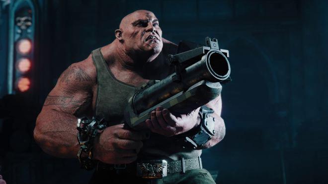 warhammer-40000-darktide-ogryn Warhammer 40,000: Darktide slips into 2022 | Rock Paper Shotgun
