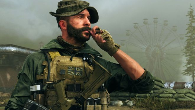warzone%20captain%20price Call Of Duty: Warzone getting a whole new WW2-themed map, rumours claim   Rock Paper Shotgun
