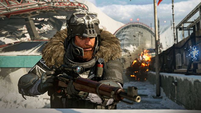 warzone%20season%20three%20knight%20operator I hope Call Of Duty: Warzone learns from its latest live event | Rock Paper Shotgun