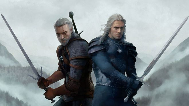 witchercon-art Sheath your keyboards, Netflix are focusing on mobile games first   Rock Paper Shotgun