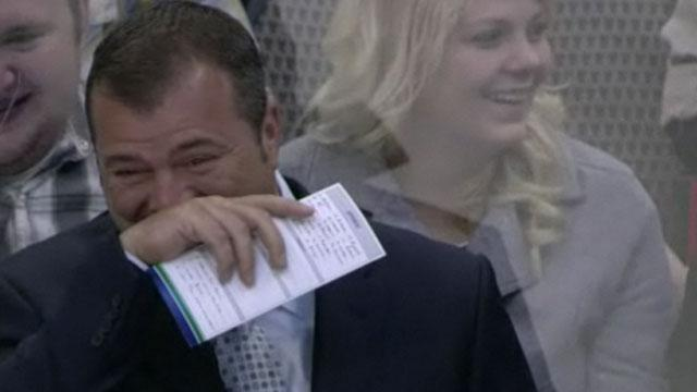 Image result for alain vigneault angry face