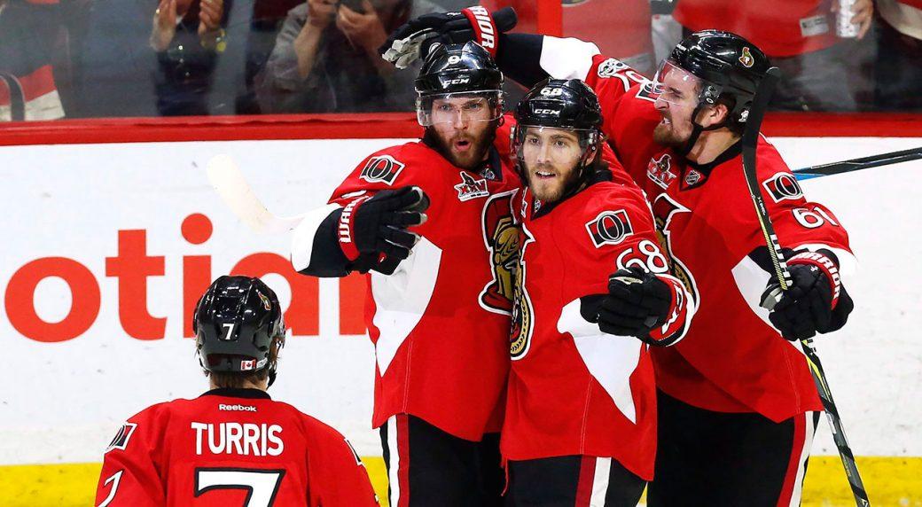 NHL 2017 18 Season Ottawa Senators Schedule Sportsnetca