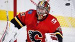 Flames looking inward for answers to goaltending questions - Sportsnet.ca