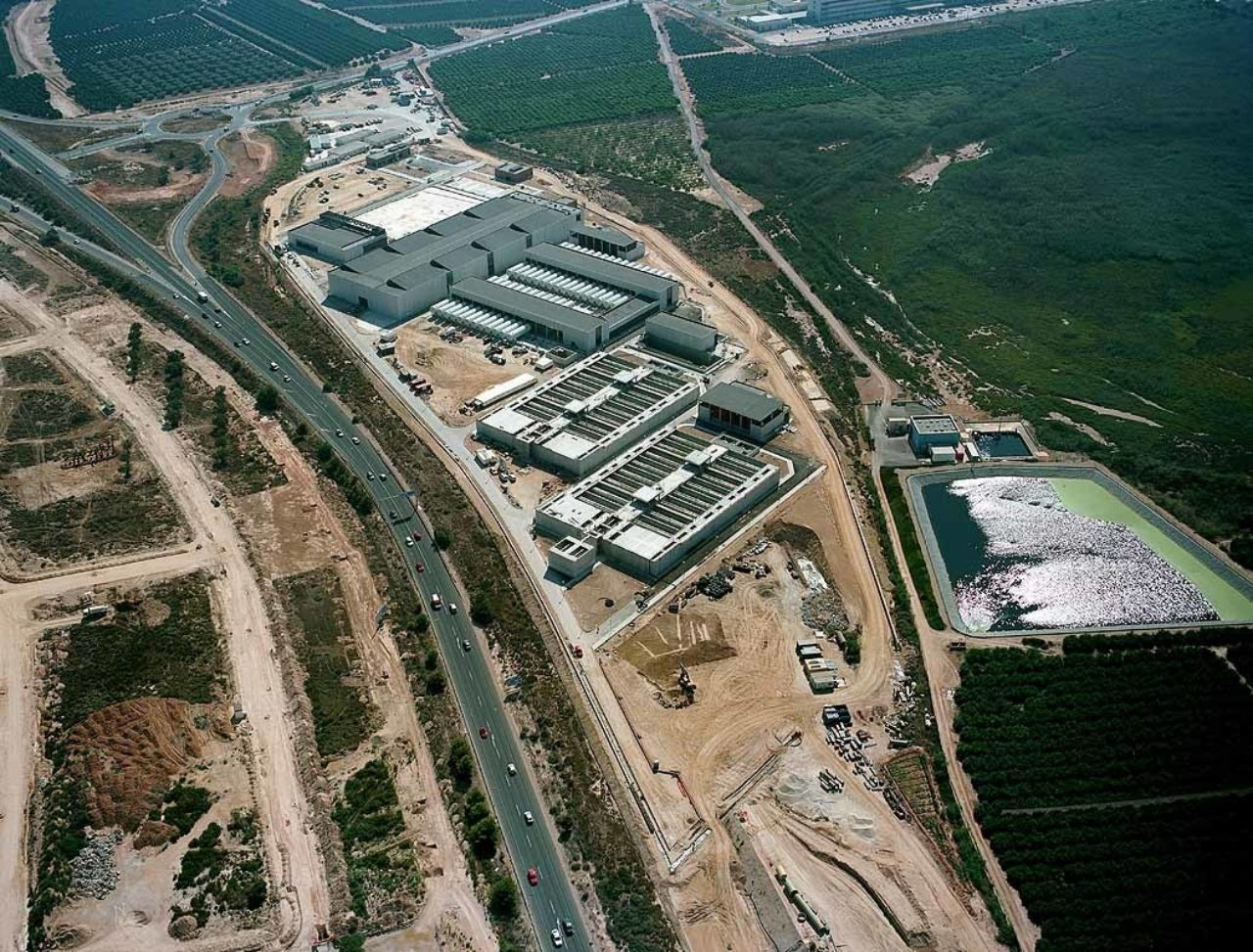 EU Waste Massive Spanish Desalination Plant Lies Idle