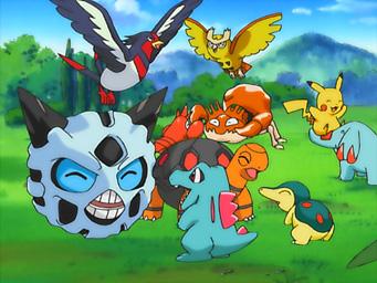 season8 ep40 ss3 Pokemon 8. Sezon 43. Bölüm Türkçe İzle