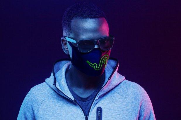 Razer Cloth Mask - Green - S