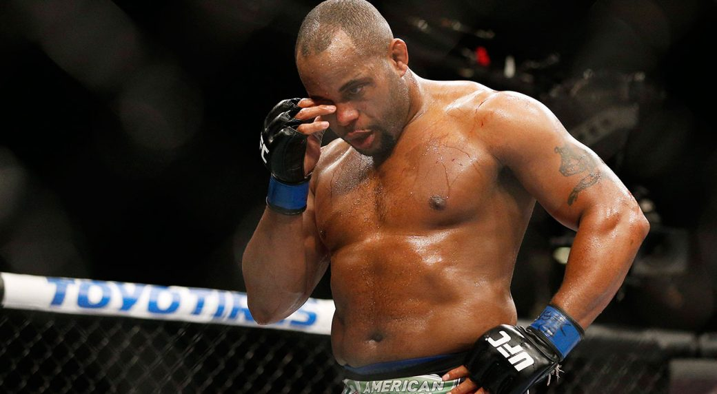 Image result for Daniel Cormier On Jon Jones Failing Drug Test