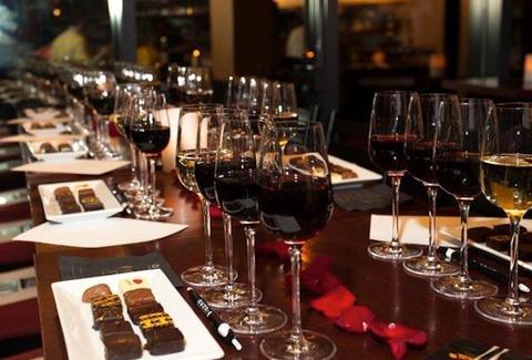 Ayza Wine Amp Chocolate Bar A New York NY Bar