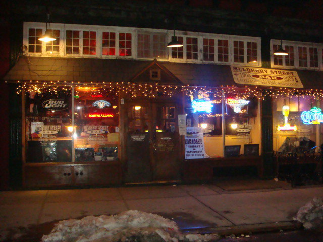 Mulberry Street Bar A New York Ny Venue