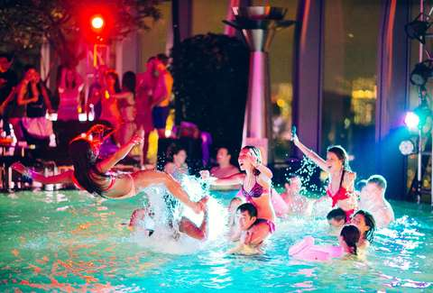 Image result for pool party